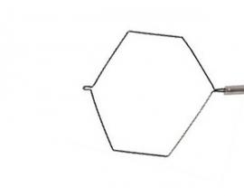 Петля для полипэктомии гексагональная, мод. 1107.1