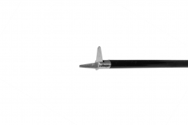 Ножницы прямые однобраншевые, мод. 2424Т.1