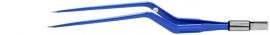 Пинцет биполярный антипригарный, мод. ЕМ265-3СЕ