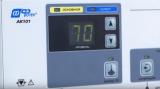 Видеоруководство по применению аппаратов серии АК100 в оториноларингологии